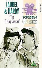 Laurel And Hardy - The Flying Deuces (VHS, 1997)
