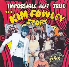 Impossible But True: The Kim Fowley Story by various Sealed CD on Ace UK