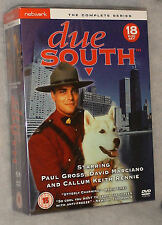 Due South Complete Season Series 1, 2, 3 - 18 DVD Box Set - NEW & SEALED