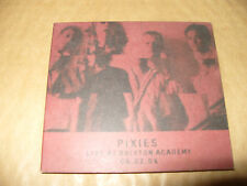 Pixies Live At Brixton Academy 06.02.04 -713 of 1500 2 cd Digipak Ex Condit Rare