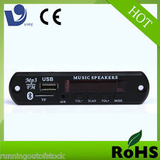 Stereo Music Audio Kit with Bluetooth Module, FM, USB, Card, Remote VTF-108 BT