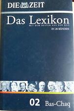 Die Zeit Das Lexikon, Lexika, Zeit Lexikon 20 Bände, Die Zeit Nachschlagewerk,