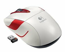 Logitech M525 Wireless Optical Mouse 3-year battery life with Unifying receiver