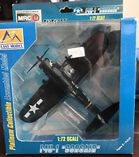 NEW MRC 1/72 Easy Model F4U-1 Corsair