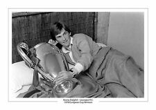 KENNY DALGLISH 1978 EUROPEAN CUP LIVERPOOL F.C.  PHOTO A4 PHOTO PRINT