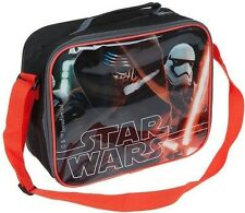 STAR WARS FORCE AWAKENS SCHOOL LUNCH DINNER BAG WITH SHOULDER STRAP 291936