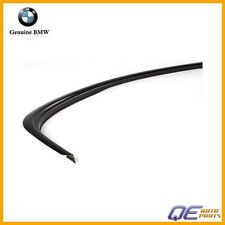 Right BMW E46 323i 325i 325xi 328i 330xi Sedan Roof Ledge Moulding Genuine