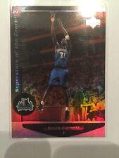 1998-1999 Upper Deck Ovation - Superstars of the Court - Kevin Garnett - #C19