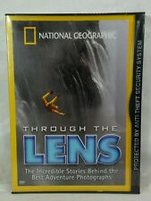 National Geographic: Through the Lens DVD Region 1, NTSC