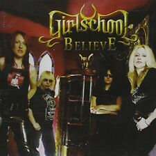 Believe - Girl School (2013, CD NEUF)