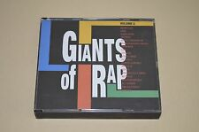 Giants of rap-Volume 2/BCM Records 1990/West Germany/2cd Box/RAR