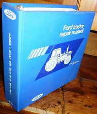 """FORD TW5 TW15 TW25 TW35 TRACTOR REPAIR MANUAL W/BINDER """"NEW"""""""