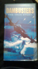 The Dambusters The True Story video cassette tape VHS (RAF Lancaster)