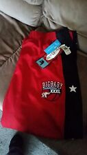 NWT Big Baby tearaway athletic pants 4XL *big mens* $74 retail