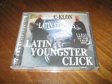 Chicano Rap CD Latin Youngster Click - Ese C-KLON Demonio Kreeps - West Coast