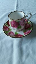 Royal Albert Old English Rose Teacup & Saucer England