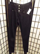 Women's Reign Jeans Black High Waist Jegging Leggings Size 1 Regular NWT's