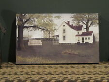 "**Primitive Country Rustic Canvas Print - Billy Jacobs-""Good Ole Summertime""!!**"