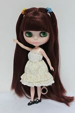 "Takara 12"" Neo Blythe Nude Doll from Factory No.298"