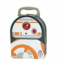 Star Wars VII Force Awakens BB8 Tin Lunch Box E7 Official New Mint