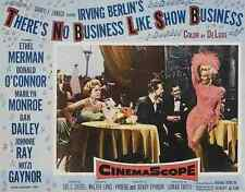 Film Theres No Business Like Show Business 06 A2 Box Canvas Print