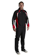 Kids Adults Mens Full Tracksuit Zip Bottoms Tops Jogging Sports Football