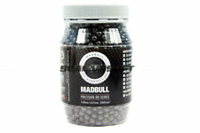 MadBull Precision 0.4g Ultimate Heavy Sniper 5.95 +/- 0.01mm BB 2000rds -Grey