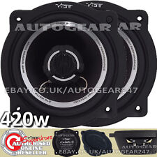 420w Vibe Slick 5, 5.25'' 210w 2 way Coaxial Car Var Door Speakers Set. Pair