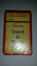NEW TRAVEL & TRADE CARDS DECK American Girl Treasure Game replacement complete