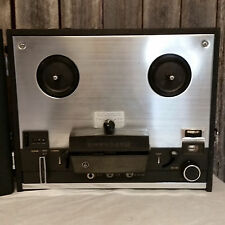 Concord Reel to Reel Tape Recorder Model 122 Transistorized Vintage