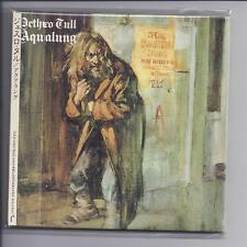 JETHRO TULL Aqualung + 6 / original EMI JAPAN mini lp cd ian anderson TOCP-65882