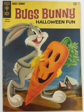 VINTAGE 1965 Bugs Bunny HALLOWEEN Comic Book GREAT PAINTED COVER Looney Tunes