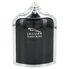 Jaguar Classic Black by Jaguar Cologne 3.4 / 3.3 oz Men edt Tester