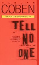 Tell No One, Harlan Coben, Good Book