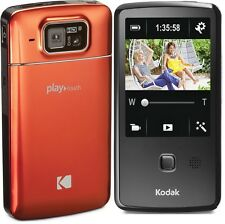 KODAK PLAYTOUCH Zi10 CAMORDER HIGH DEFINITION DIGITAL HD VIDEO SD / SDHC CARD