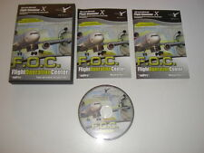 F.O.C. Flight Operation Centre Pc Add-On Flight Simulator Sim 2004 X FS2004 FSX