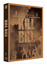 "MOVIE ""KILL BILL ""Blu-ray STEELBOOKFULL-SLIP B 700 NUMBERED/REGION All"