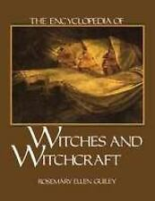 The Encyclopedia of Witches and Witchcraft-ExLibrary