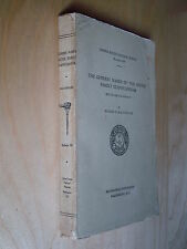 Blackwelder The generic names of the beetle family staphylinidae 1952 entomology
