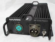 Harris RF-5061-PS001 12 to 28VDC DC to DC Converter 30A continuous