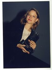 Jodie Foster - Vintage Candid Photo by Peter Warrack - Previously Unpublished