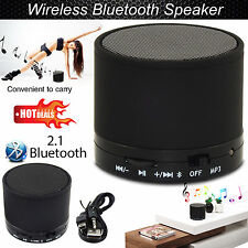Latest Wireless Portable Mini Bluetooth Speaker For Mp3 Mobile Phone Tablet UK