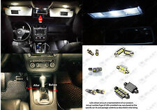 Volkswagen Jetta MKV MK5 LED Interior Light Kit Package + License Plate LED