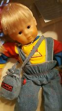Vintage Corolle 1980s Catherine Refabert Doll 19 inch