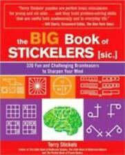 The Big Book of Stickelers: 320 Fun and Challenging Brainteasers to Sharpen Your
