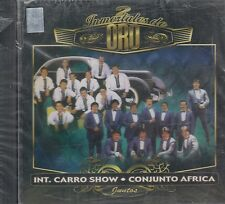 Internacional Carro Show Conjunto Africa Juntos Inmortales De Oro CD New Sealed