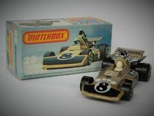 MATCHBOX VINTAGE SUPERFAST FORMULA 5000 RACING CAR No.28 LATE PICTURE BOX 1982