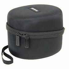 Caseling Hard Case for Howard Leight Impact Sport OD Electric Earmuff - Black