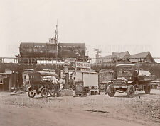 Gas station car truck Takoma Park MD 1921 photo CHOICES 5x7 or request 8x10 or..