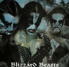 Immortal ‎– Blizzard Beasts LP / 180 Gram Vinyl (2013) Black Metal